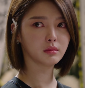 韓国ドラマ「被告人」オム・ヒョンギョン