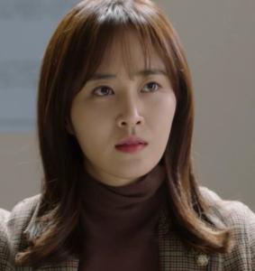 韓国ドラマ「被告人」少女時代ユリ