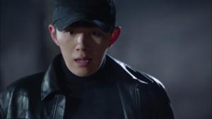 韓国ドラマ「被告人」で暗殺者キム・ソクを演じたオ・スンフン