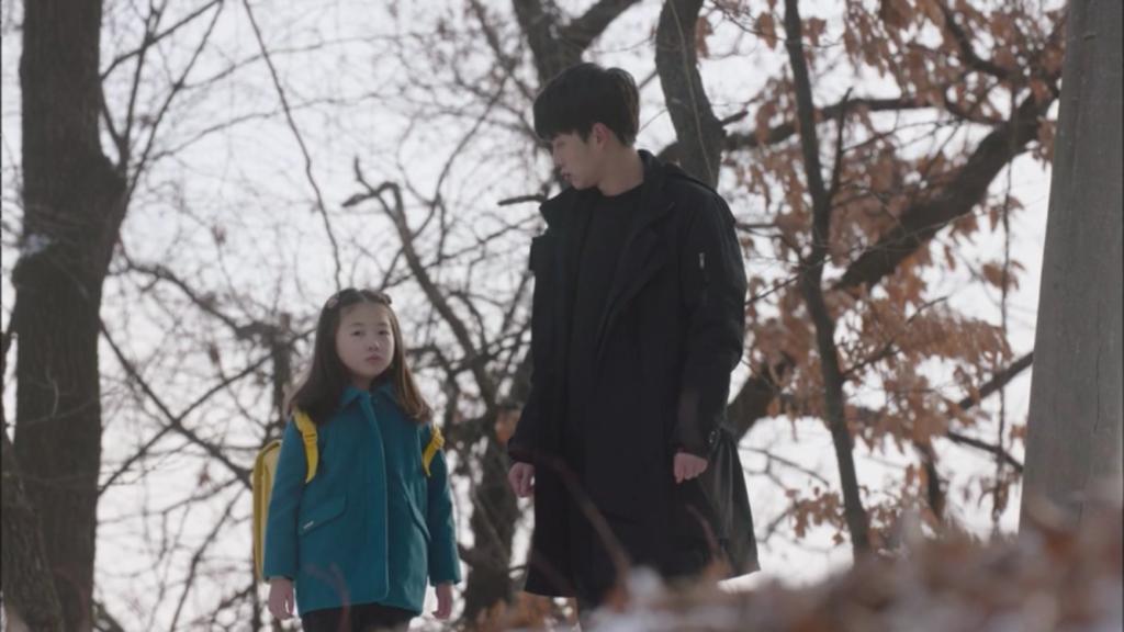 韓国ドラマ「被告人」ハヨン(シン・リナ)