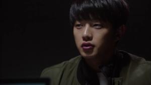 韓国ドラマ「被告人」第22話、イ・ソンギュ役のキム・ミンソク