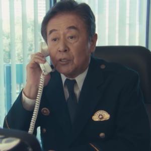 木曜ドラマ「ケイジとケンジ」大貫誠一郎役(風間杜夫)