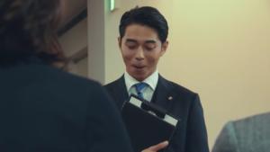 ケイジとケンジ第3話真島修平(東出昌大)