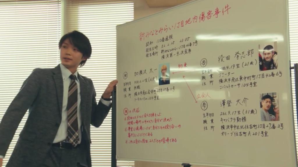 第8話、キャスト磯村勇斗さん