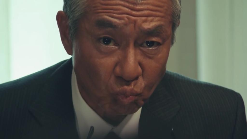 第8話、樫村武夫役の柳葉敏郎