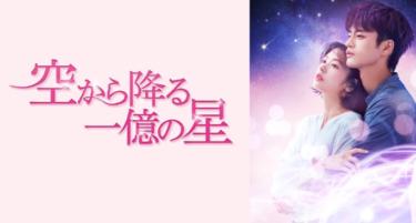 【韓ドラ】「空から降る一億の星」キャストとあらすじ(※ネタバレなし)