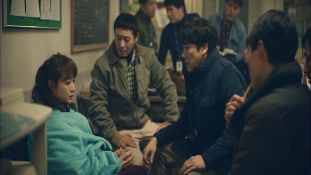 韓国ドラマ「シグナル」10話あらすじ