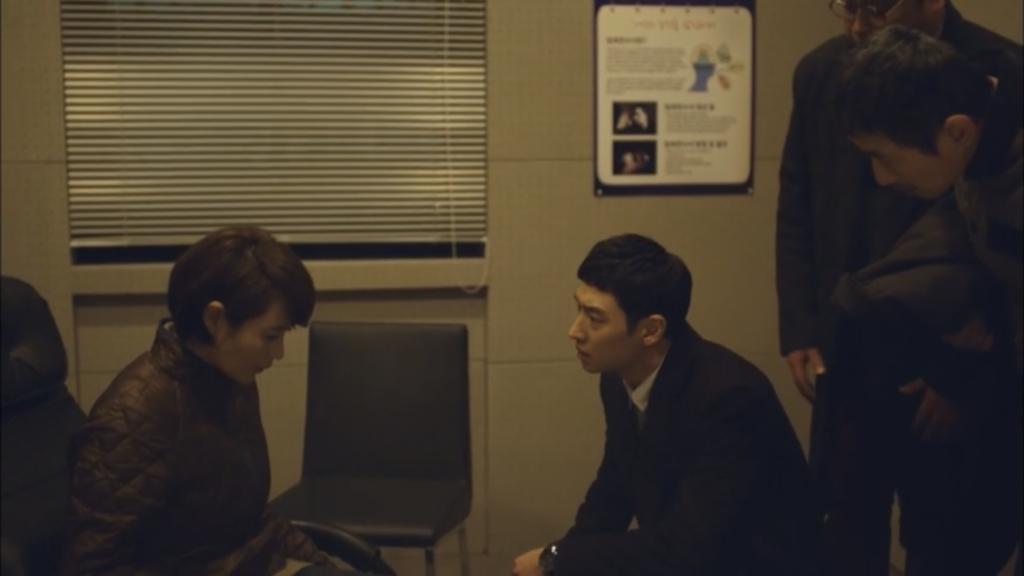 韓国ドラマ「シグナル」10話あらすじ、過去のトラウマと向き合うスヒョン(キム・ヘス