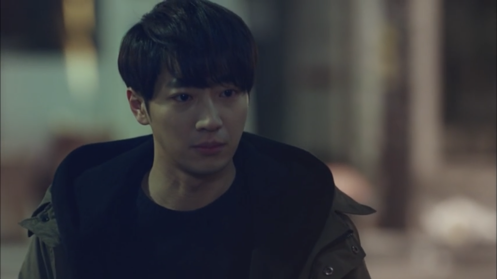 韓国ドラマ「シグナル」イ・サンヨプ