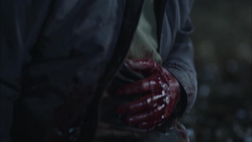 韓国ドラマ「シグナル」11話、刺されたアン・チス(チョン・ヘギュン