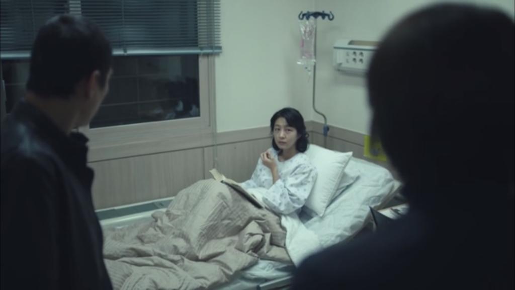 シグナル8話シン・ダヘ(イ・ウヌ