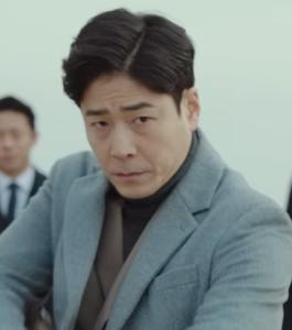 「愛の不時着」キャスト、チョン社長(ホン・ウジン)