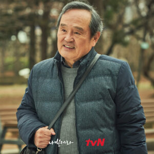 韓国ドラマ「ナビレラ」シム・ドクチュル役パク・イナン