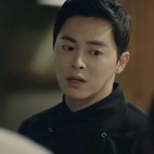 「ああ、私の幽霊さま」カン・ソヌ役チョ・ジョンソク